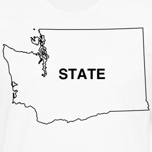 Washington State - Men's Premium Long Sleeve T-Shirt