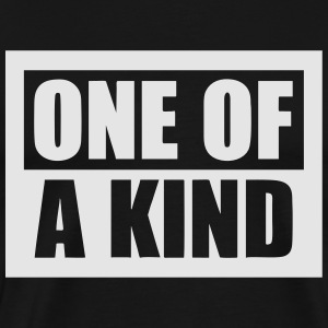 one of a kind Men - Men's Premium T-Shirt