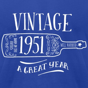 1952 Vintage Birthday - Men's T-Shirt by American Apparel
