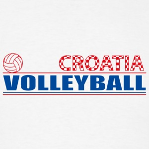 Volleyball Croatia Other - Men's T-Shirt