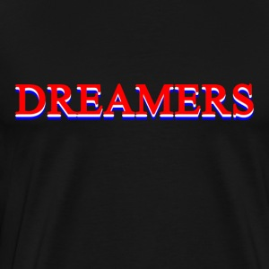 Dreamers (color) Hoodies - Men's Premium T-Shirt