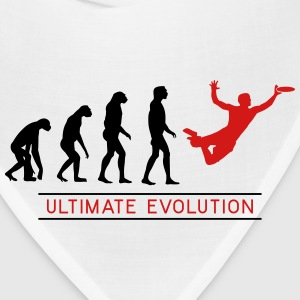 Ultimate Frisbee Evolution Bottles & Mugs - Bandana