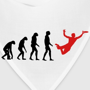 Ultimate Frisbee Evolution Women's T-Shirts - Bandana