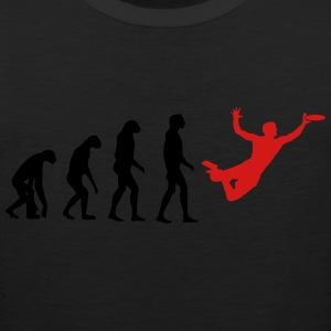 Ultimate Frisbee Evolution Long Sleeve Shirts - Men's Premium Tank