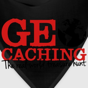 Geocaching - the real-world treasure hunt T-Shirts - Bandana