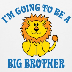 I'm Going To Be A Big Brother - Men's Premium Tank