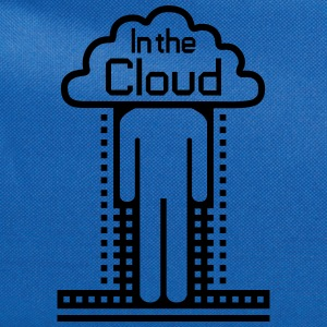 In the Cloud T-Shirts - Computer Backpack
