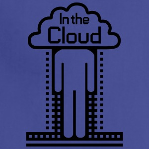 In the Cloud T-Shirts - Adjustable Apron
