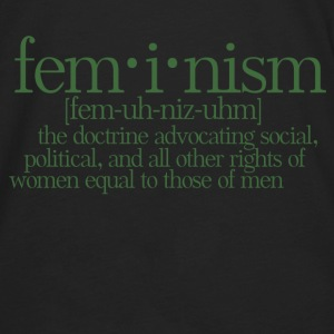 Feminism - Men's Premium Long Sleeve T-Shirt