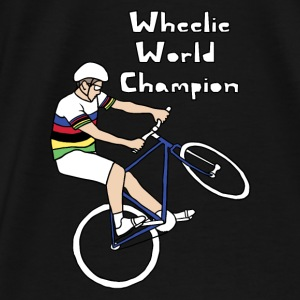 wheelie world champion Bags & backpacks - Men's Premium T-Shirt