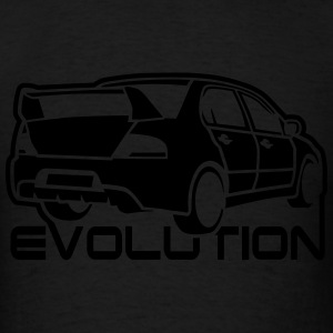Evolution Hoodies - Men's T-Shirt