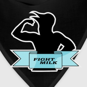 Fight Milk T-Shirts - Bandana