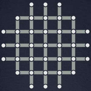 Optical illusion, Find the black dot! T-Shirts - Baseball Cap