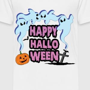 Happy Halloween Kids' Shirts - Toddler Premium T-Shirt