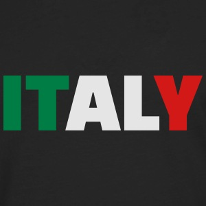 Italy Kids' Shirts - Men's Premium Long Sleeve T-Shirt