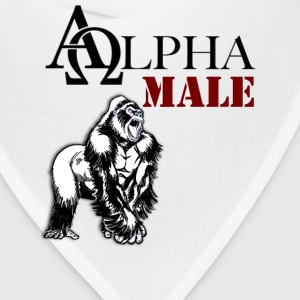Alpha Male - Bandana
