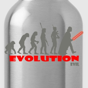 Evolution of Evil - Water Bottle