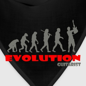 Guitarist Guitar ape of Evolution - Bandana