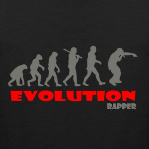 Rapper Rap ape of Evolution - Men's Premium Tank