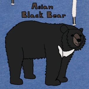 asian black bear Baby & Toddler Shirts - Unisex Lightweight Terry Hoodie