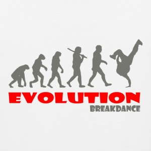 Breakdance ape of Evolution - Men's Premium Tank