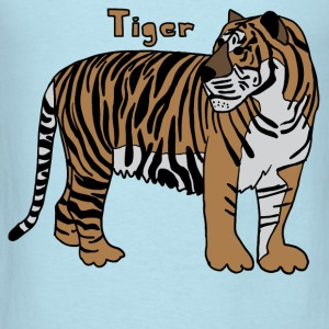 tiger Baby & Toddler Shirts - Men's T-Shirt