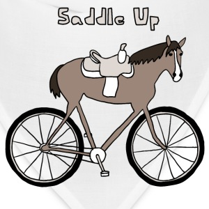 saddle up Kids' Shirts - Bandana