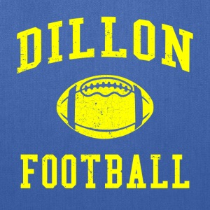 Dillon Panthers Football - Tote Bag