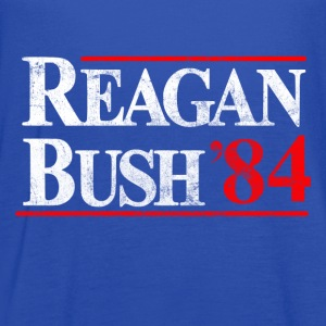 Reagan - Bush '84  - Women's Flowy Tank Top by Bella
