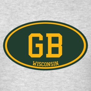 GB Wisconsin Sweatshirts - Men's T-Shirt