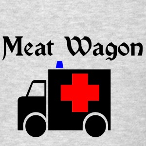 Meat Wagon Mens Hod - Men's T-Shirt