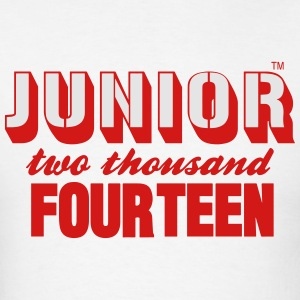 JUNIOR TWO THOUSAND FOURTEEN - Men's T-Shirt