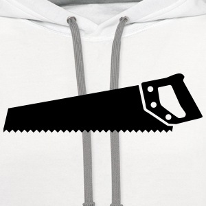 Saw T-Shirts - Contrast Hoodie