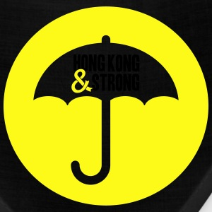 Hong Kong & Strong - Occupy Central Umbrella Rev. Bags & backpacks - Bandana