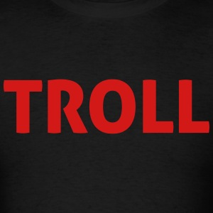 Troll Hoodies - Men's T-Shirt