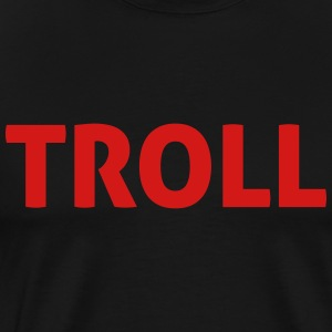Troll Hoodies - Men's Premium T-Shirt