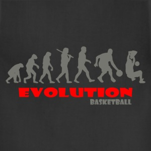 Basketball ape of Evolution - Adjustable Apron