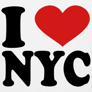 I Love NYC T-Shirts - Men's Premium Tank
