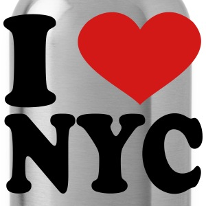 I Love NYC T-Shirts - Water Bottle
