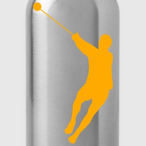 hammer throw - Water Bottle