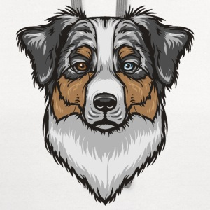 Australian Shepherd Phone & Tablet Cases - Contrast Hoodie