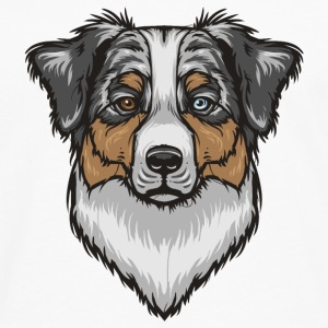 Australian Shepherd Phone & Tablet Cases - Men's Premium Long Sleeve T-Shirt