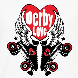 Derby Love - Men's Premium Long Sleeve T-Shirt