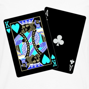 Blackjack T-Shirts - Men's Premium Long Sleeve T-Shirt