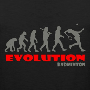 Badminton ape of Evolution - Men's Premium Tank