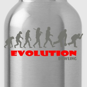 Bowling ape of Evolution - Water Bottle
