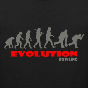 Bowling ape of Evolution - Men's Premium Tank