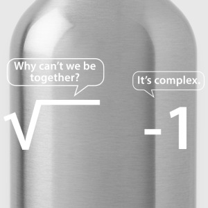 It's Complex - Water Bottle