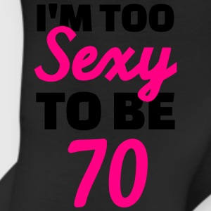 Sexy 70 Birthday T-Shirts - Leggings