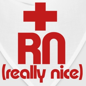 RN Nurse really nice - Bandana